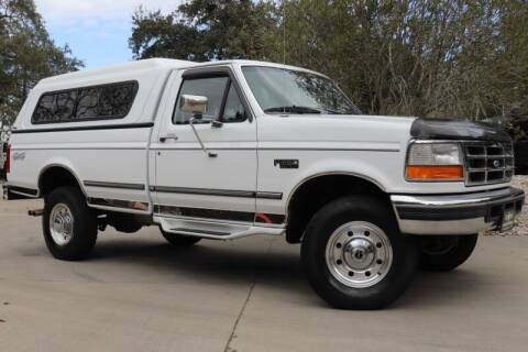 1997 Ford F-250 for sale at SELECT JEEPS INC in League City TX