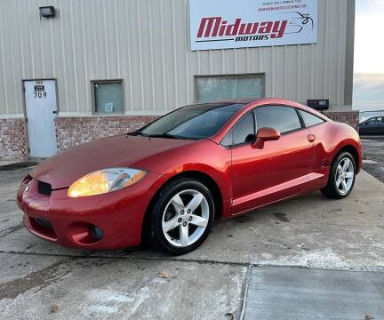 2006 Mitsubishi Eclipse for sale at Midway Motors in Conway AR