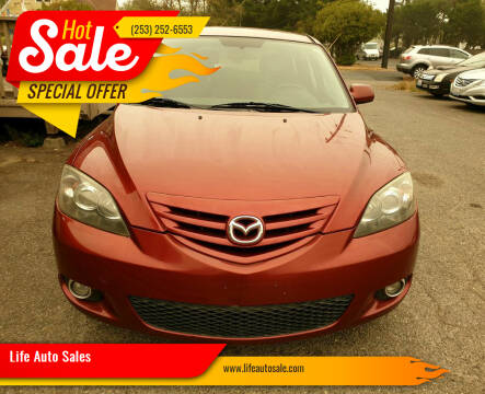 2006 Mazda MAZDA3 for sale at Life Auto Sales in Tacoma WA