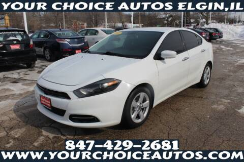 2016 Dodge Dart for sale at Your Choice Autos - Elgin in Elgin IL