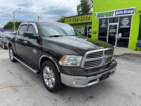 2014 RAM Ram Pickup 1500 for sale at Empire Auto Group in Indianapolis IN