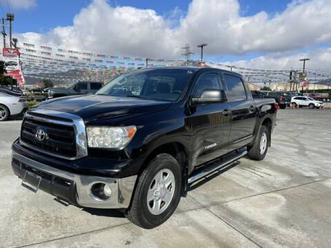 2011 Toyota Tundra for sale at Los Compadres Auto Sales in Riverside CA