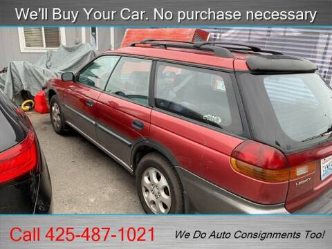 1998 Subaru Legacy for sale at Platinum Autos in Woodinville WA