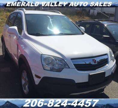 2008 Saturn Vue for sale at Emerald Valley Auto Sales in Des Moines WA