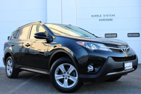 2013 Toyota RAV4 for sale at Chantilly Auto Sales in Chantilly VA