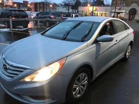 2011 Hyundai Sonata for sale at H C Motors in Royal Oak MI