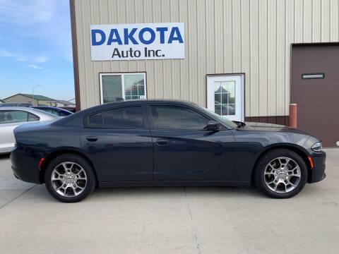 2016 Dodge Charger for sale at Dakota Auto Inc. in Dakota City NE