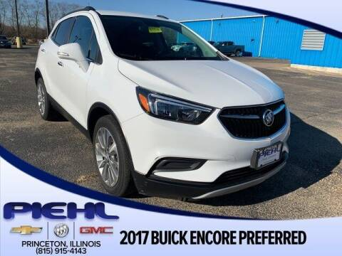 2017 Buick Encore for sale at Piehl Motors - PIEHL Chevrolet Buick Cadillac in Princeton IL
