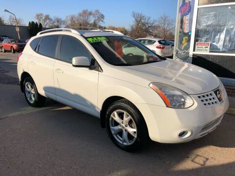 2008 Nissan Rogue for sale at River Motors in Portage WI