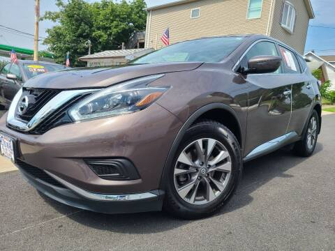 2018 Nissan Murano for sale at Express Auto Mall in Totowa NJ
