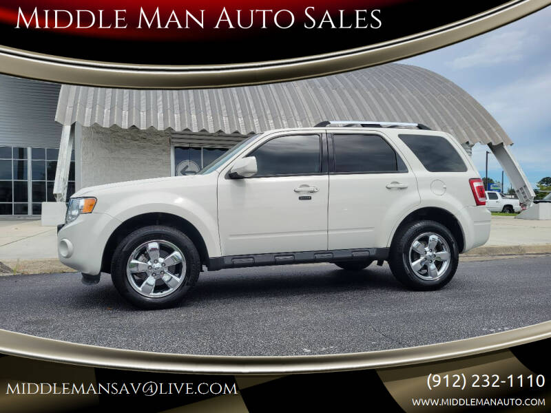 2012 Ford Escape for sale at Middle Man Auto Sales in Savannah GA
