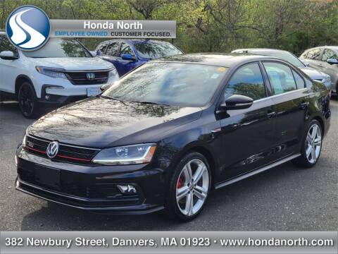 2017 Volkswagen Jetta for sale at 1 North Preowned in Danvers MA