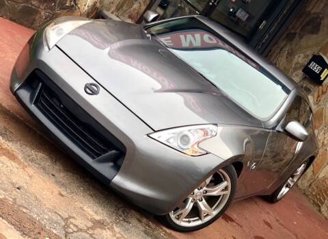 2011 Nissan 370Z for sale at Atlanta Prestige Motors in Decatur GA