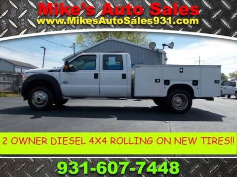 2016 Ford F-450 Super Duty for sale at Mike's Auto Sales in Shelbyville TN