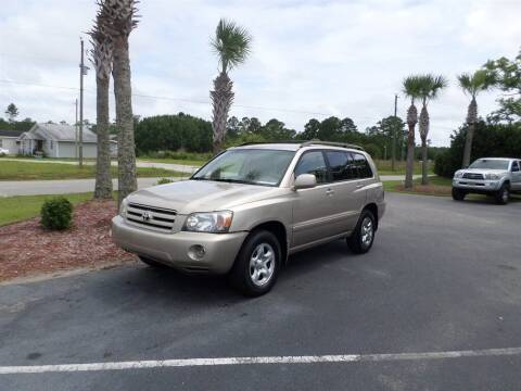 2006 Toyota Highlander for sale at First Choice Auto Inc in Little River SC