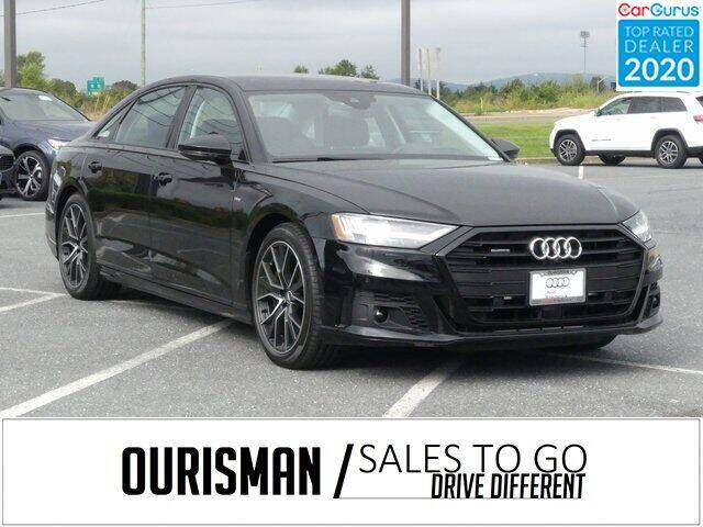 2021 Audi A8 L for sale in Frederick, MD