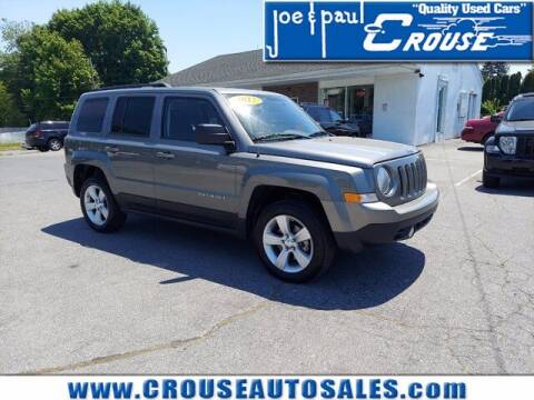 2012 Jeep Patriot for sale at Joe and Paul Crouse Inc. in Columbia PA