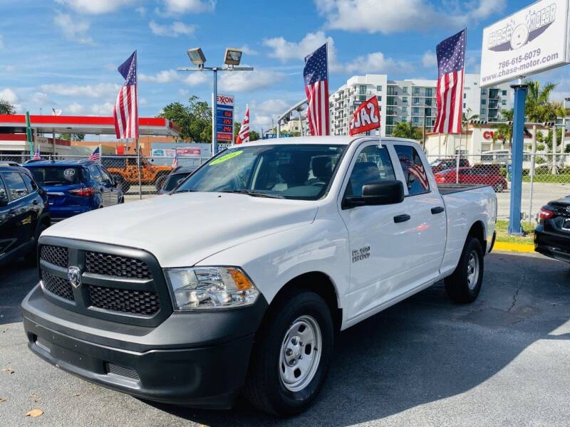 2016 RAM Ram Pickup 1500 for sale at CHASE MOTOR in Miami FL