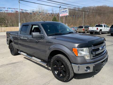 2013 Ford F-150 for sale at INTERNATIONAL AUTO SALES LLC in Latrobe PA