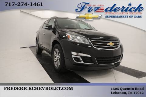 2017 Chevrolet Traverse for sale at Lancaster Pre-Owned in Lancaster PA