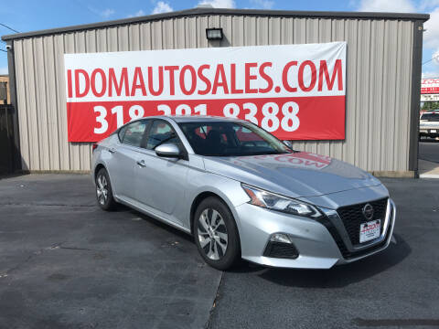 2019 Nissan Altima for sale at Auto Group South - Idom Auto Sales in Monroe LA