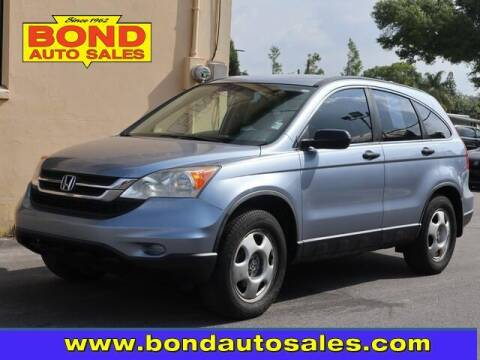 2010 Honda CR-V for sale at Bond Auto Sales in St Petersburg FL