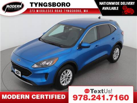 2020 Ford Escape for sale at Modern Auto Sales in Tyngsboro MA