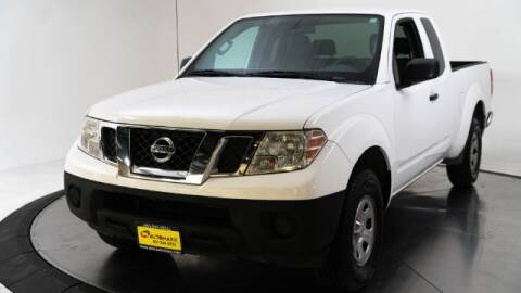 2012 Nissan Frontier for sale at AUTOMAXX MAIN in Orem UT
