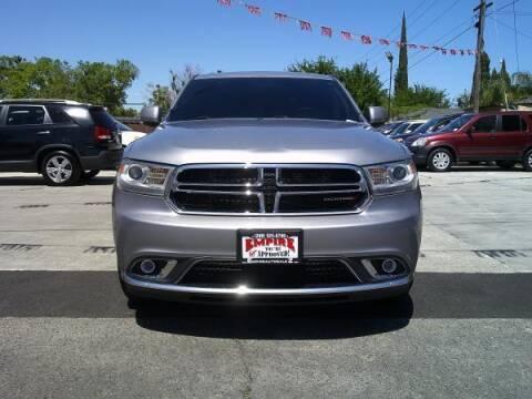 2014 Dodge Durango for sale at Empire Auto Sales in Modesto CA