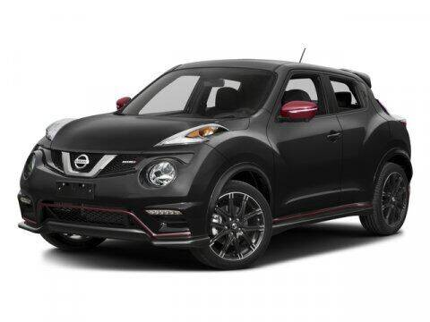 2016 Nissan JUKE for sale at Suburban Chevrolet in Claremore OK