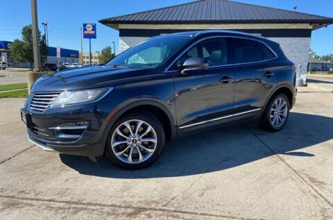 2015 Lincoln MKC for sale at Auto House of Bloomington in Bloomington IL