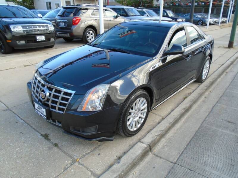 2012 Cadillac CTS for sale at CAR CENTER INC in Chicago IL