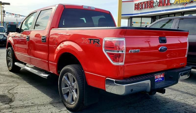 2013 Ford F-150 for sale at Better All Auto Sales in Yakima WA