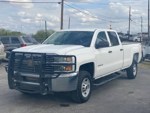 2015 Chevrolet Silverado 2500HD for sale at Silver Auto Partners in San Antonio TX