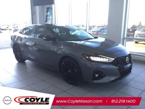 2021 Nissan Maxima for sale at COYLE GM - COYLE NISSAN - Coyle Nissan in Clarksville IN