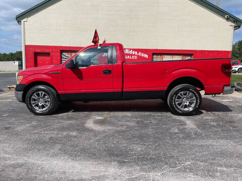 2010 Ford F-150 for sale at Jeremiah's Rides LLC in Odessa MO