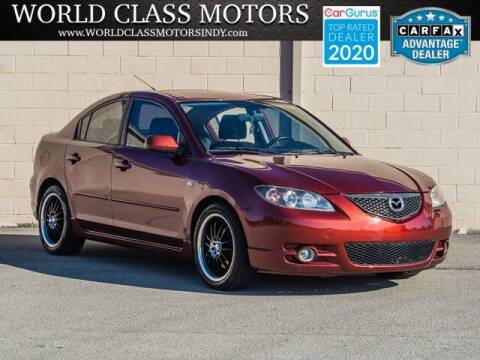 2006 Mazda MAZDA3 for sale at World Class Motors LLC in Noblesville IN