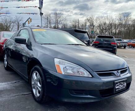 2006 Honda Accord for sale at WOLF'S ELITE AUTOS in Wilmington DE