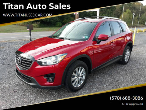 2016 Mazda CX-5 for sale at Titan Auto Sales in Berwick PA