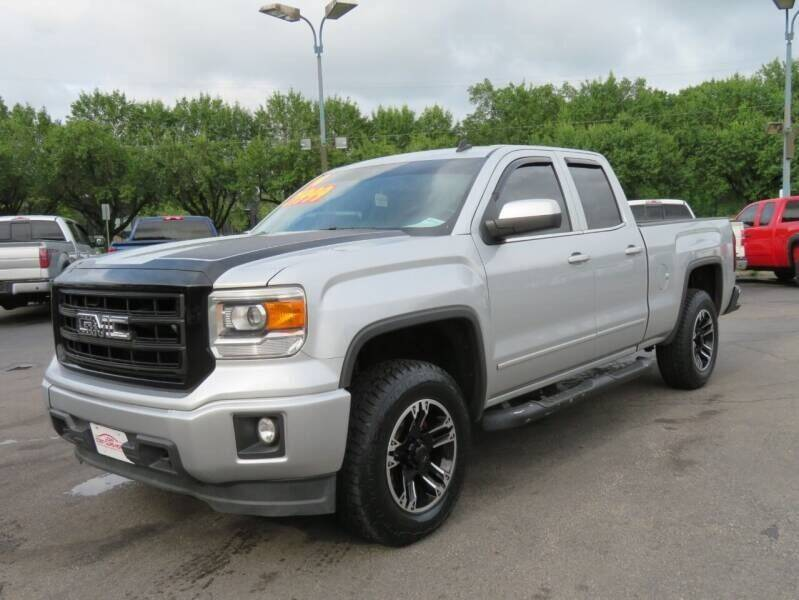 2014 GMC Sierra 1500 for sale at Low Cost Cars in Circleville OH
