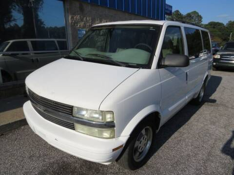 2003 Chevrolet Astro for sale at 1st Choice Autos in Smyrna GA