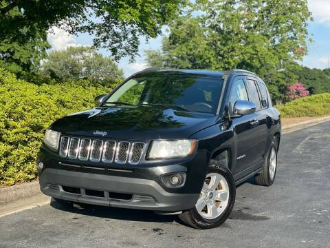 2014 Jeep Compass for sale at William D Auto Sales in Norcross GA