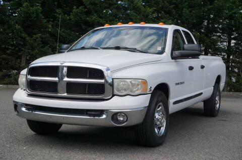 2004 Dodge Ram Pickup 2500 for sale at West Coast Auto Works in Edmonds WA