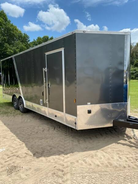 2022 FR 8.5 x 24 TA 3 for sale at Grizzly Trailers in Fitzgerald GA