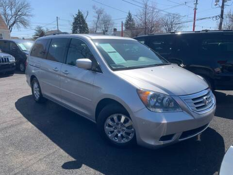 2010 Honda Odyssey for sale at Park Avenue Auto Lot Inc in Linden NJ