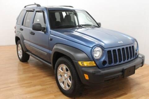 2006 Jeep Liberty for sale at Paris Motors Inc in Grand Rapids MI