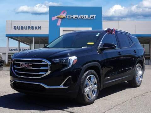 2018 GMC Terrain for sale at Suburban Chevrolet of Ann Arbor in Ann Arbor MI