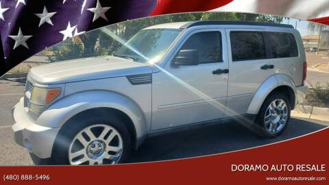 2011 Dodge Nitro for sale at DORAMO AUTO RESALE in Glendale AZ