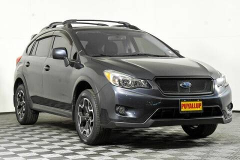 2014 Subaru XV Crosstrek for sale at Washington Auto Credit in Puyallup WA