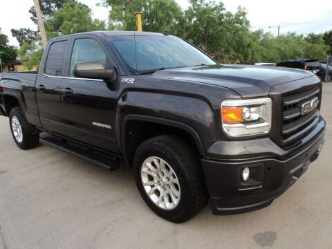 2014 GMC Sierra 1500 for sale at SPORT CITY MOTORS in Dallas TX